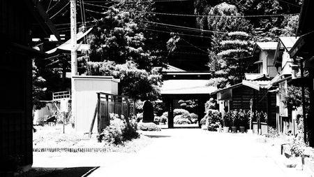 奈良井宿某寺.JPG